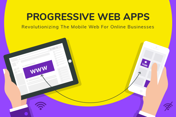 progressive web application development company